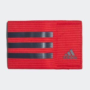 adidas Football Captain's Armband Football Captain's Armband  - Scarlet / Dark Grey [Unisex]