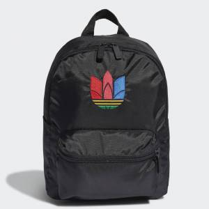 adidas Adicolor Classic Backpack Small Adicolor Classic Backpack Small  - Black [Unisex]