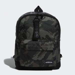 adidas Classic Camo Backpack Small Classic Camo Backpack Small  - Legacy Green / Tech Emerald / Black [Women]