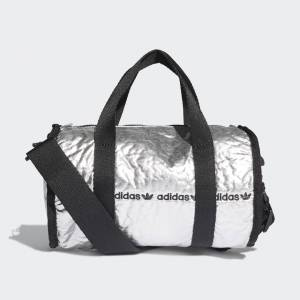 adidas Mini Duffel Bag Mini Duffel Bag  - Silver Metallic [Women]