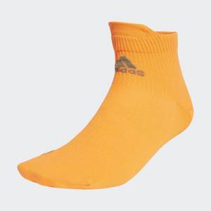 adidas TECHFIT Ankle Socks TECHFIT Ankle Socks  - App Signal Orange / Legacy Green / App Signal Orange [Unisex]