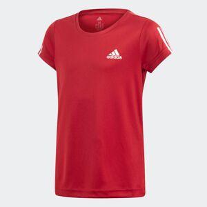 adidas Equipment T-Shirt Equipment T-Shirt  - Active Maroon / White [Kids]