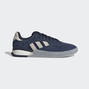 adidas 3ST.004 Shoes 3ST.004 Shoes  - Collegiate Navy / Grey One / Cloud White [Unisex]
