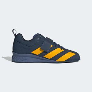 adidas Adipower Weightlifting 2 Shoes Adipower Weightlifting 2 Shoes  - Crew Navy / Crew Yellow / Crew Blue [Unisex]