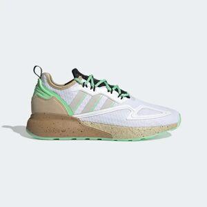 adidas Star Wars Mandalorian ZX 2K Boost Mudhorn Shoes Star Wars Mandalorian ZX 2K Boost Mudhorn Shoes  - Cloud White / Glory Mint / Core Black [Unisex]