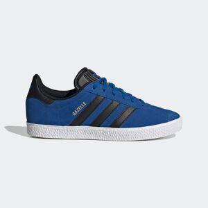 adidas Gazelle Shoes Gazelle Shoes  - Blue / Core Black / Cloud White [Kids]
