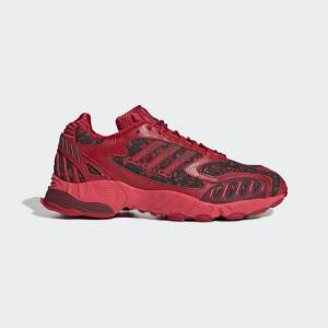adidas Torsion TRDC Shoes Torsion TRDC Shoes  - Scarlet / Scarlet / Collegiate Burgundy [Unisex]