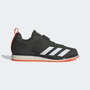 adidas Powerlift 4 Shoes Powerlift 4 Shoes  - Grey / Legend Earth / Orange [Unisex]