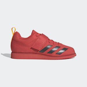 adidas Powerlift 4 Weightlifting Shoes Powerlift 4 Weightlifting Shoes  - Crew Red / Grey Six / Crew Yellow [Unisex]