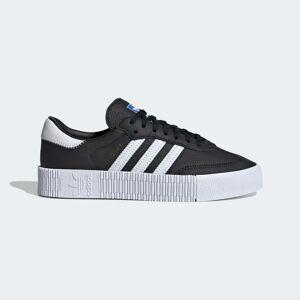 adidas SAMBAROSE Shoes SAMBAROSE Shoes  - Core Black / Cloud White / Blue Bird [Women]