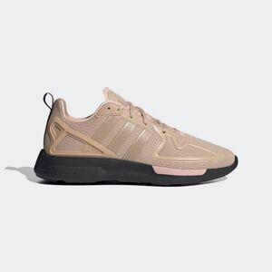 adidas ZX 2K Flux Shoes ZX 2K Flux Shoes  - Pale Nude / Core Black / Vapour Pink [Unisex]