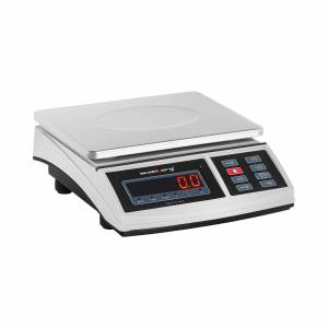Steinberg Systems Table Scale - 3 kg / 0.1 g - 21 x 27 cm - LED SBS-TW-3E