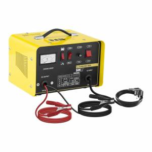 MSW B-WARE Heavy Duty Battery Charger - Jump Starter - 12/24 V - 20/30 A S-CHARGER-50A