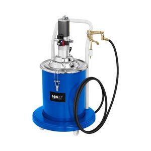 MSW B-WARE Pneumatic Grease Pump - 20 litres - portable - 300-400 bar pump pressure PRO-G 20