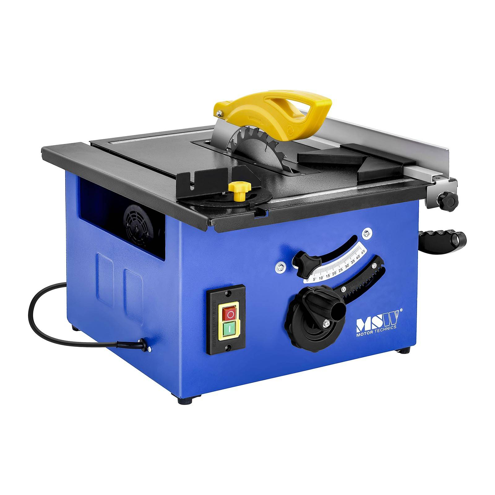 MSW Table Saw 4,800 rpm - 2,280 W