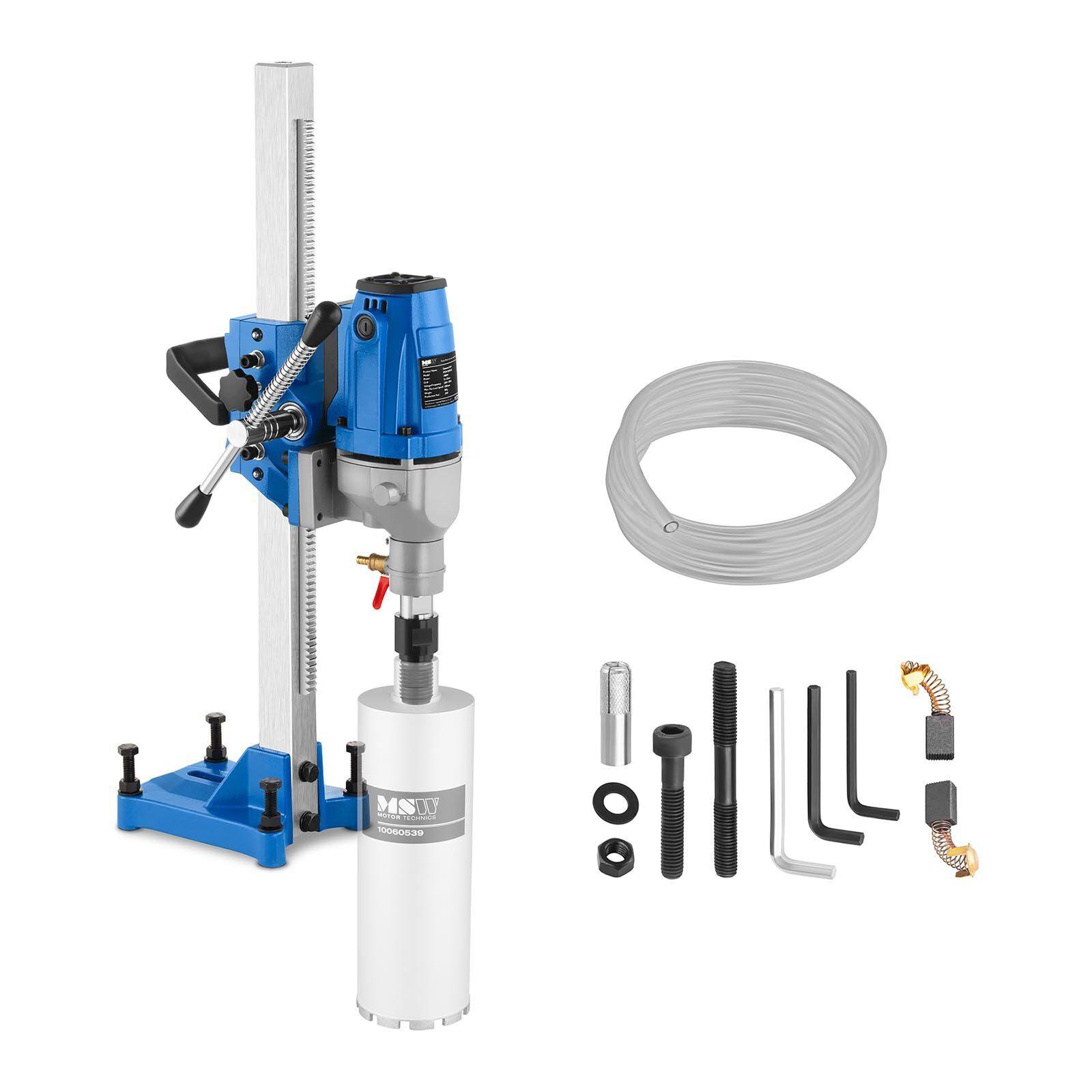 MSW Core Drilling Machine - 1.980 Watt - 1.200 r/min