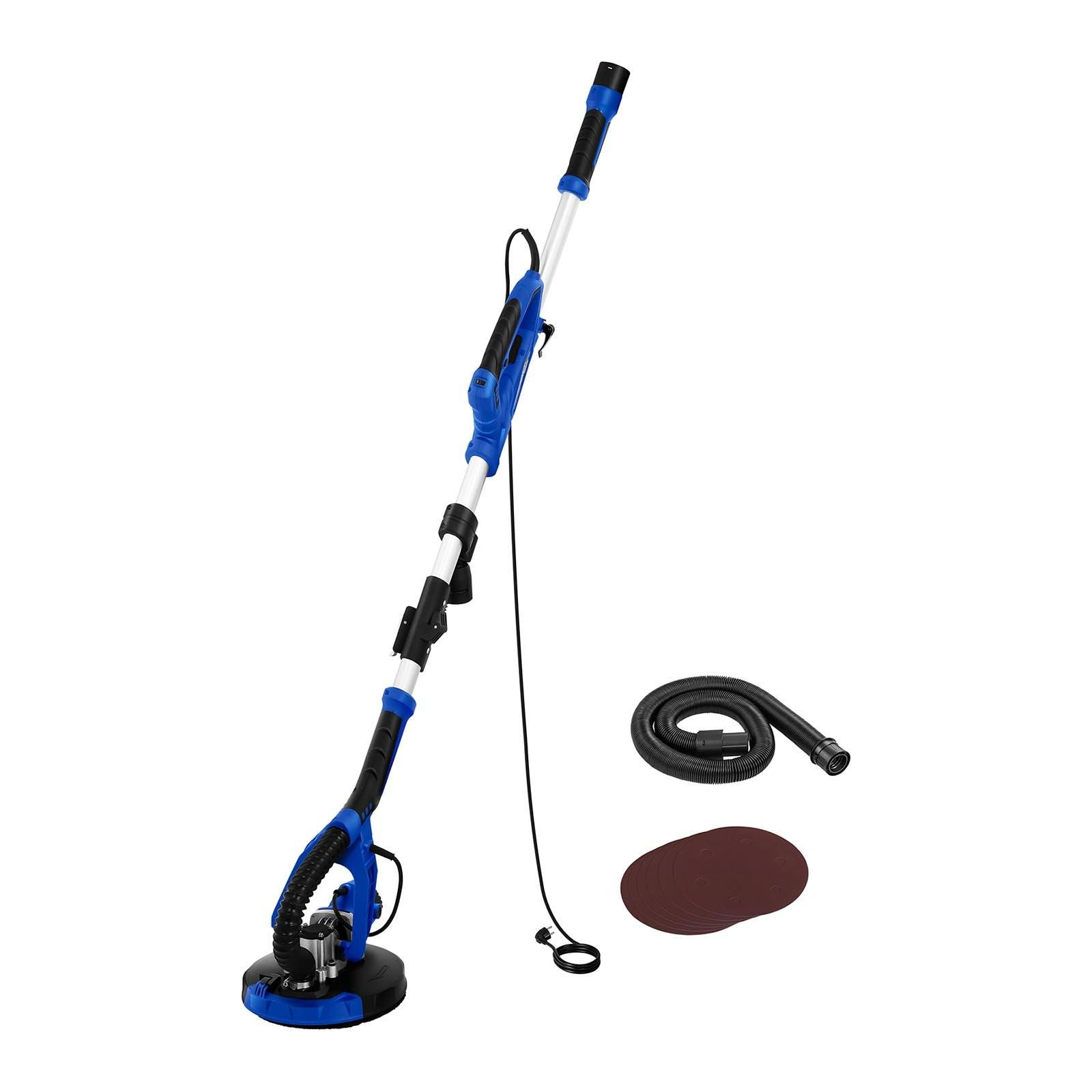 MSW Wall Sanding Machine - 750 W - with LED