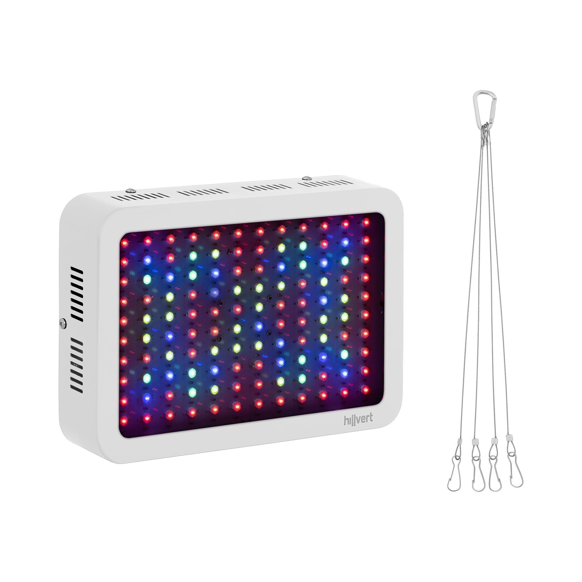 hillvert LED Grow Light - 1,200 W - 5,600 lumens
