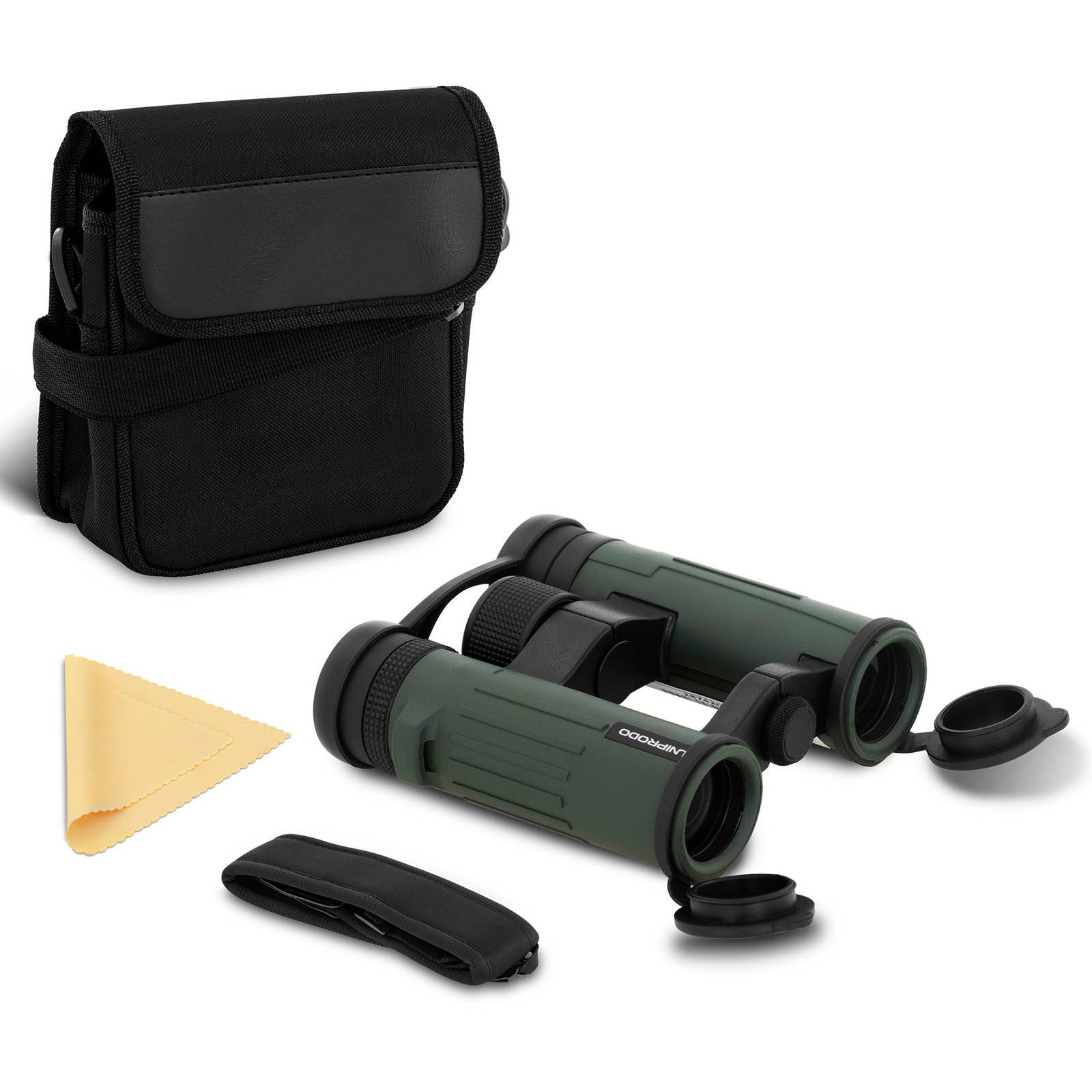 Uniprodo Binoculars - 10x26 - 7° - 98 m/1,000 m - BAK-4 roof prism UNI_BINOCULAR_04