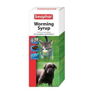 Beaphar Worming Syrup, 45ml