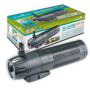 AllPondSolutions Pond Filter / 9w UV Steriliser / 1000L/H Pump / Fountain ALL IN ONE SYSTEM