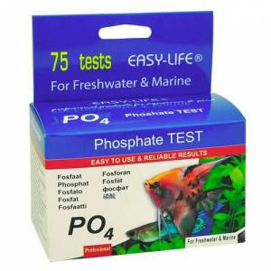 Easy Life Easy-Life Phosphate PO4 Test Kit - 75 Tests