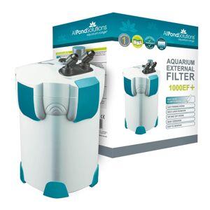 AllPondSolutions Aquarium External Filter 1000 L/H + 9W UV