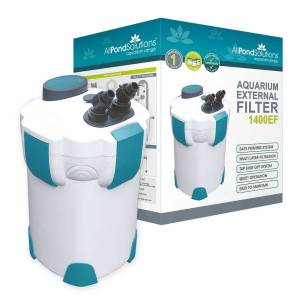 AllPondSolutions Aquarium External Filter 1400 L/H