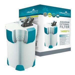 AllPondSolutions Aquarium External Filter 1400 L/H + 9W UV