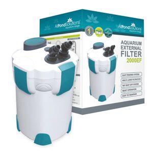 AllPondSolutions Aquarium External Filter 2000 L/H