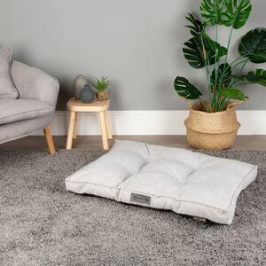 Scruffs Manhattan Mattress Bed Light Grey-Large