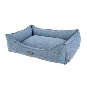 Scruffs Manhattan Box Bed Denim Blue-X Large
