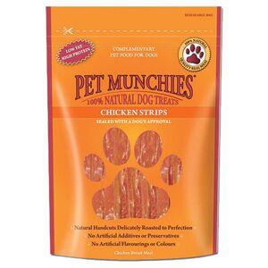 Pet Munchies Chicken Strips-320g x 2 Packs