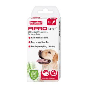 Beaphar FIPROtec Spot On Large Dog (4 pipettes)