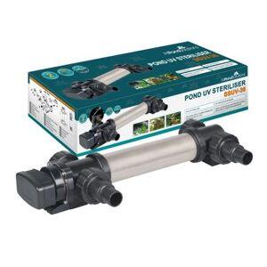 AllPondSolutions 36w Stainless Steel Pond UV Steriliser