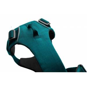 Ruffwear Front Range Everyday Dog Harness Teal -Large - X Large
