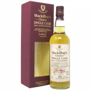 Scapa Mackillop's Choice Single Cask 23 Year old 1991