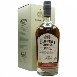 Teaninich Distillery Teaninich Cooper's Choice Sherry Finish 11 Year old 2009