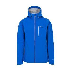Trespass Mens Marten Polyester Waterproof Breathable DLX Jacket Coat  - Blue - Size: Large