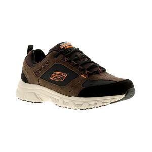 Skechers Oak Canyon Mens Trainers Chestnut/Black  - Brown - Size: 10