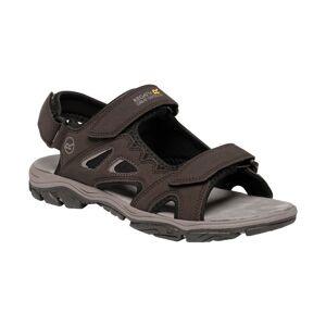 Regatta Mens Holcombe Vent Lightweight Open Walking Sandals  - Brown - Size: 12