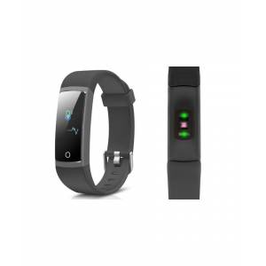 Aquarius AQ126 Fitness tracker with blood pressure - Colour Screen Black - One Size