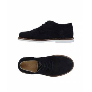 Armani Junior Light Grey Boys Shoes  - Blue - Size: 11.5