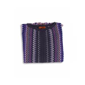 Missoni Womens Poncho Multicolor POB1PSD62060003 - Multicolour - One Size
