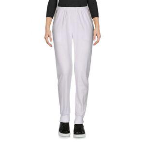 Lna Womens TROUSERS White Woman Cotton - Size S
