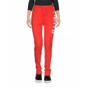 Wildfox Womens TROUSERS Woman Red Cotton - Size Small