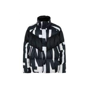 Nike Black Down Jacket  - Black - Size: Small