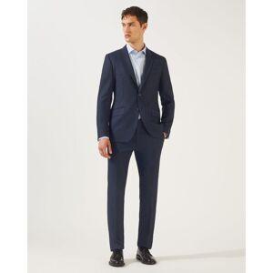 Jigsaw Business Suit Jacket  - Navy - Size: 40