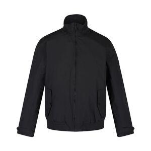 Regatta Mens Rayan Waterproof Insulated Jacket (Black) - Size M