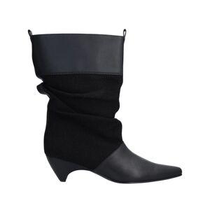 Stella Mccartney McCartney Black Ankle Boots  - Black - Size: 6.5